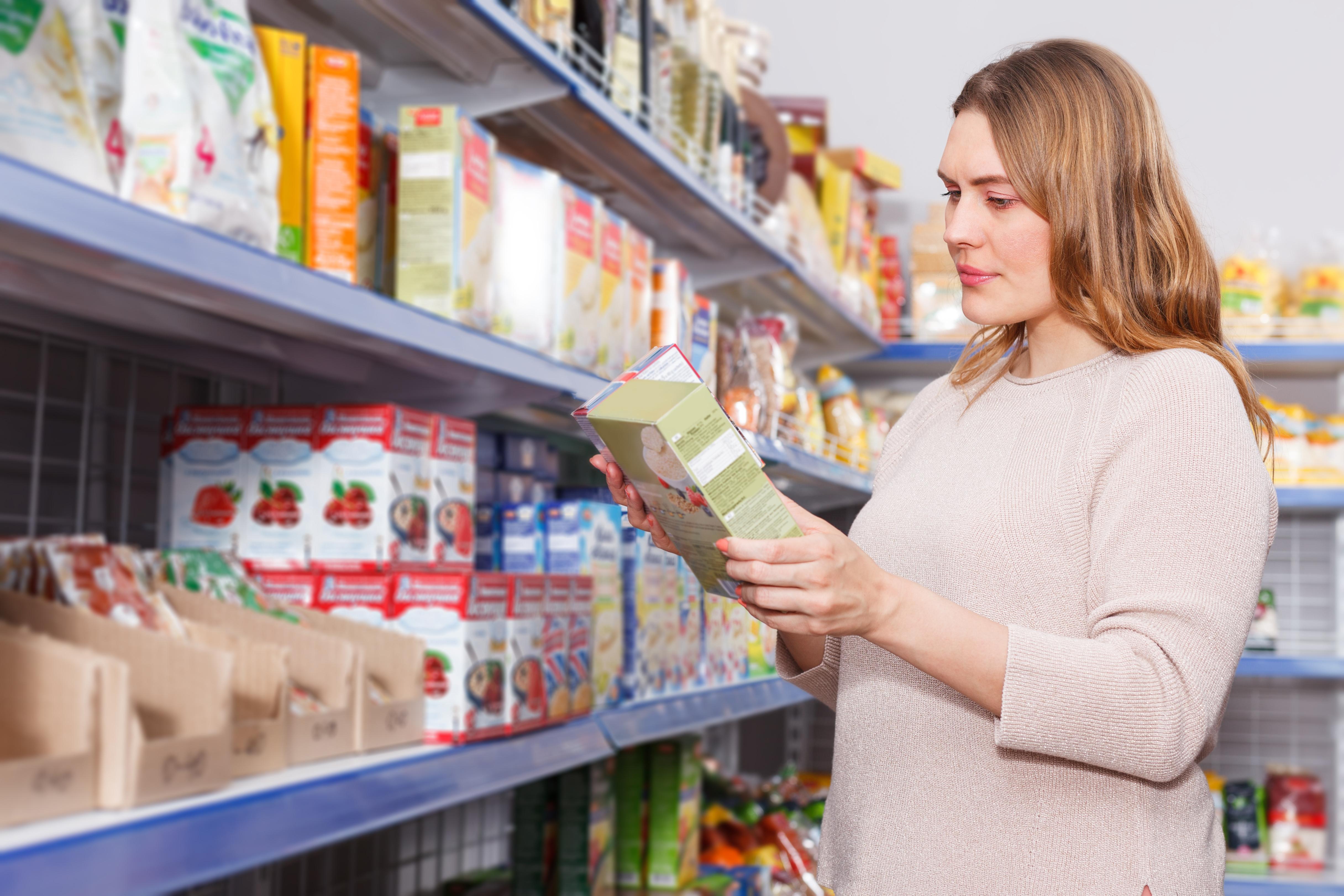 food label workshop