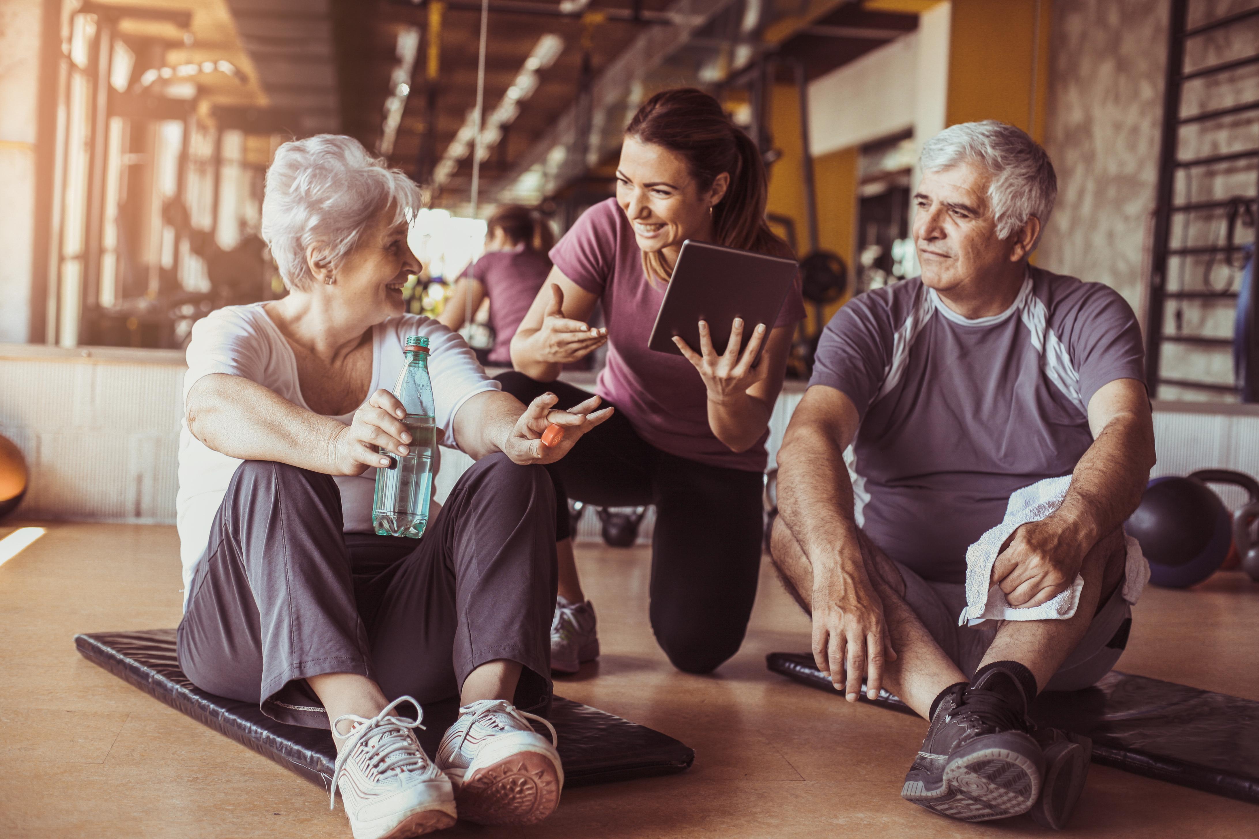 Good Life with Arthritis (GLA:D)