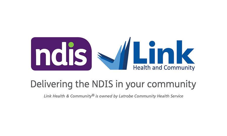 NDIS and Link logo.